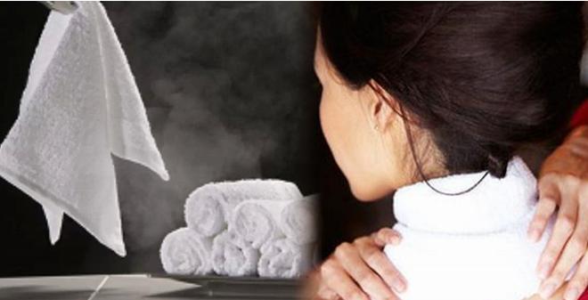 Khăn bông an toàn với làn da