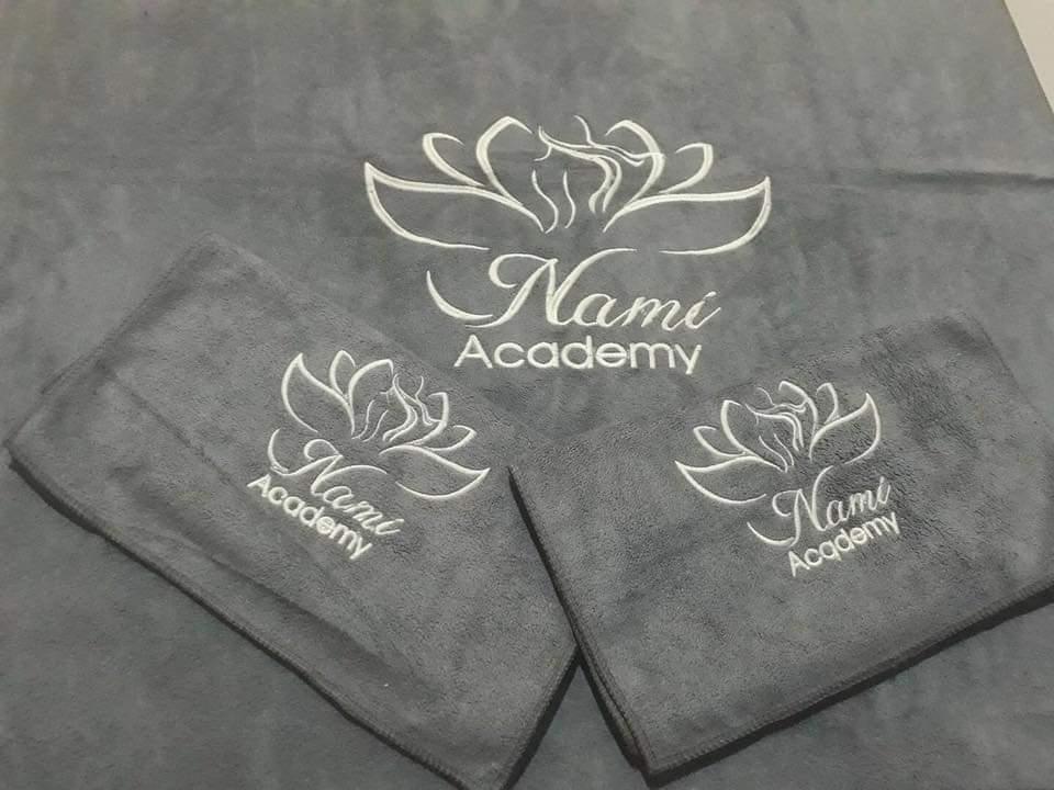 Dịch vụ thêu logo khăn bông khách sạn