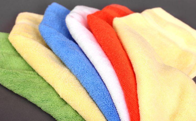 Mua khăn bông lau mặt tốt nhất, an toàn nhất ở đâu?