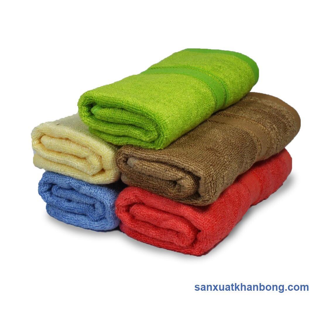 khăn bông tắm chất lượng tốt