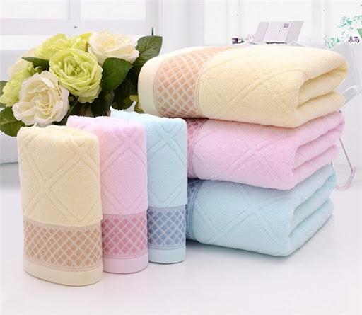 Kinh nghiệm chọn khăn bông tắm chất lượng cao