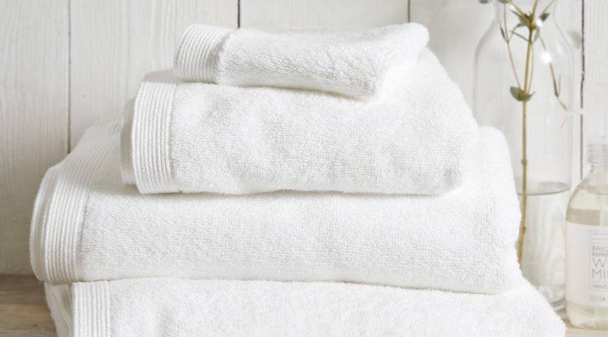 Ưu nhược điểm của khăn bông trắng