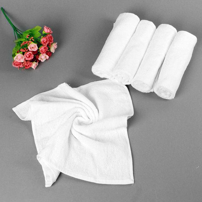 Phương pháp giữ khăn bông luôn trắng sáng, mềm mịn