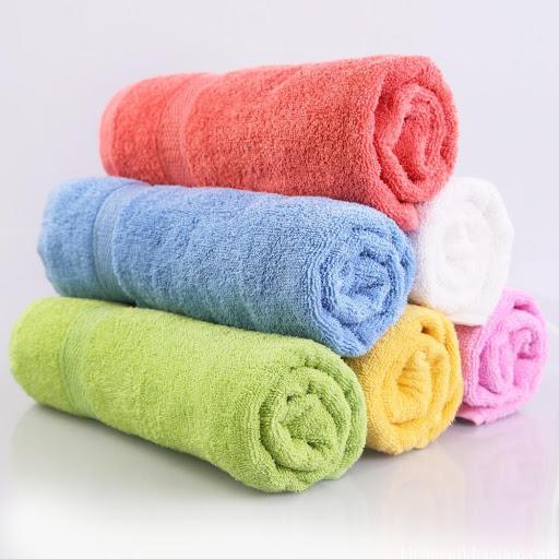 Tại sao nên chọn khăn quấn đầu spa của Dệt May Tuấn Anh?