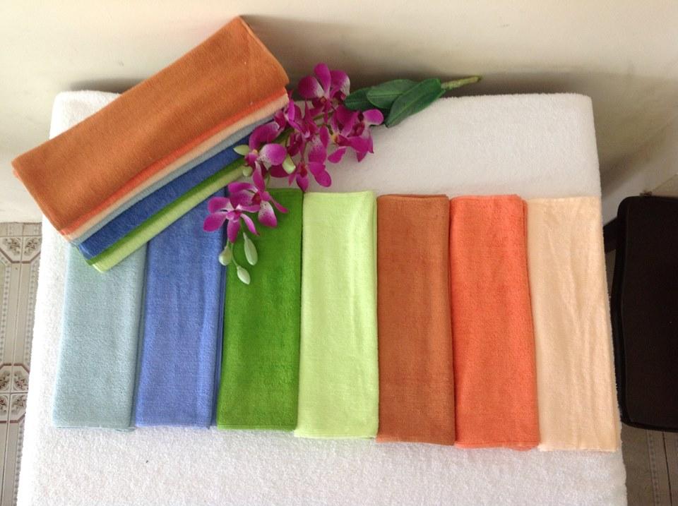 Cách vệ sinh và bảo quản khăn quấn spa