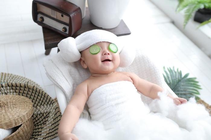 Các cách quấn khăn đẹp cho spa
