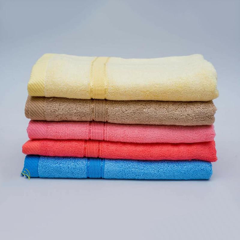 Các loại khăn tắm khách sạn phổ biến