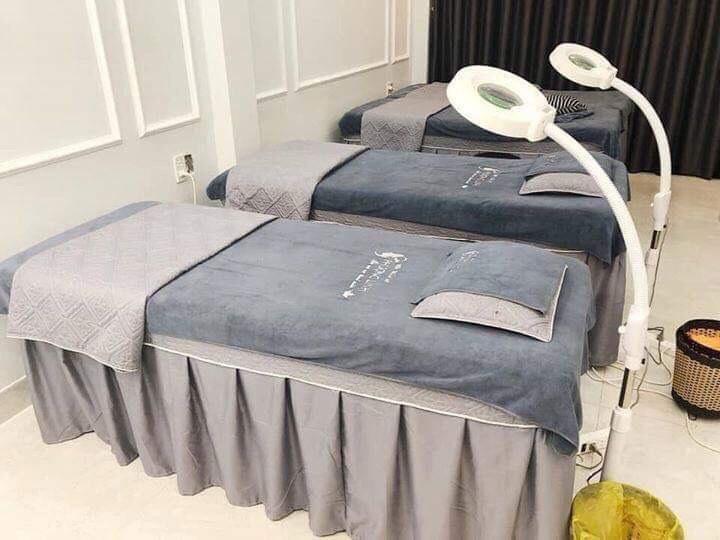 Chọn khăn trải giường spa giá rẻ chất lượng tốt