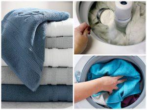 Hướng dẫn giặt khăn khách sạn đúng cách, sạch như mới