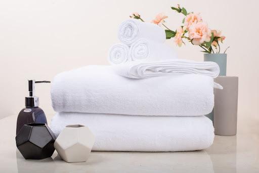 Khăn tắm khách sạn - sản phẩm không thể thiếu