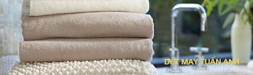 Dệt may Tuấn Anh- địa chỉ mua khăn tắm khách sạn uy tín, chất lượng